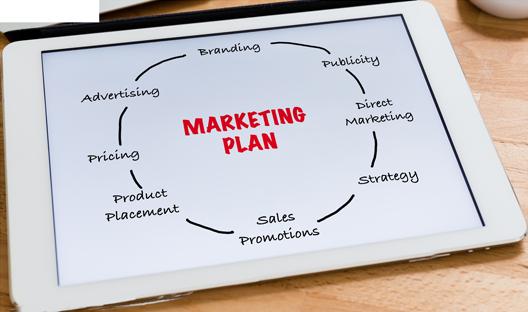 Marketing Pad